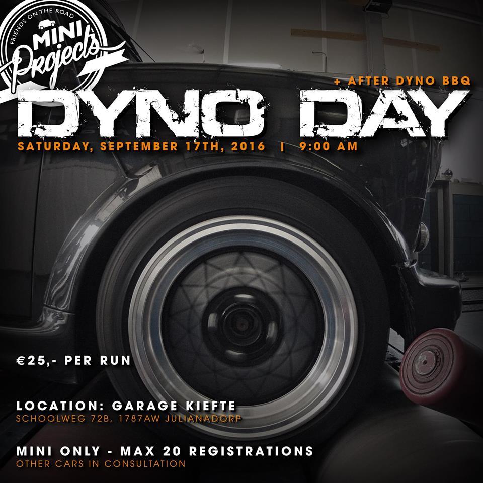 Poster Dynoday 2016
